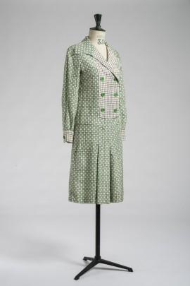 202-robe-a-pois-verts-1960-2